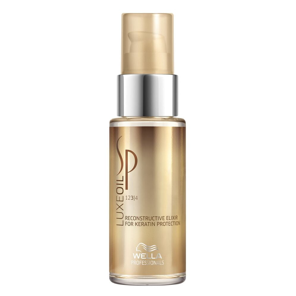 SP Luxe Oil Collection Elixir Reconstrutor 30ml - Wella