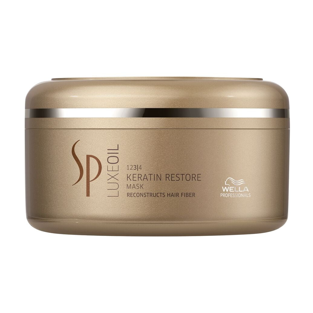 SP Luxe Oil Collection Keratin Restore Mask 150ml - Wella