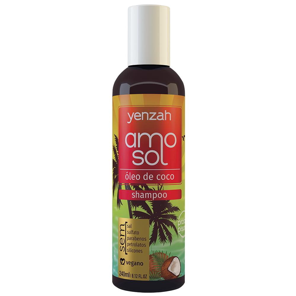 Amo Sol Shampoo 240ml - Yenzah