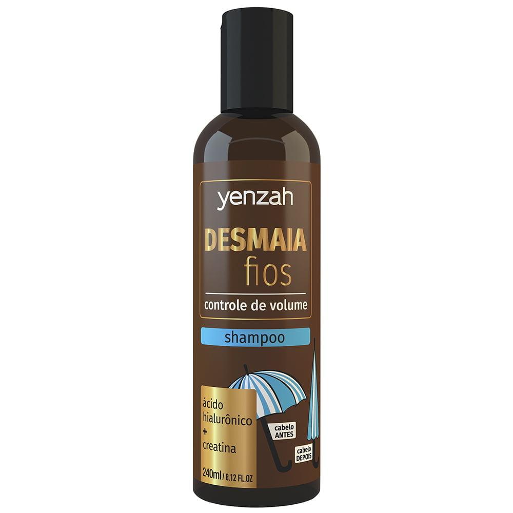 Desmaia Fios Shampoo Yenzah