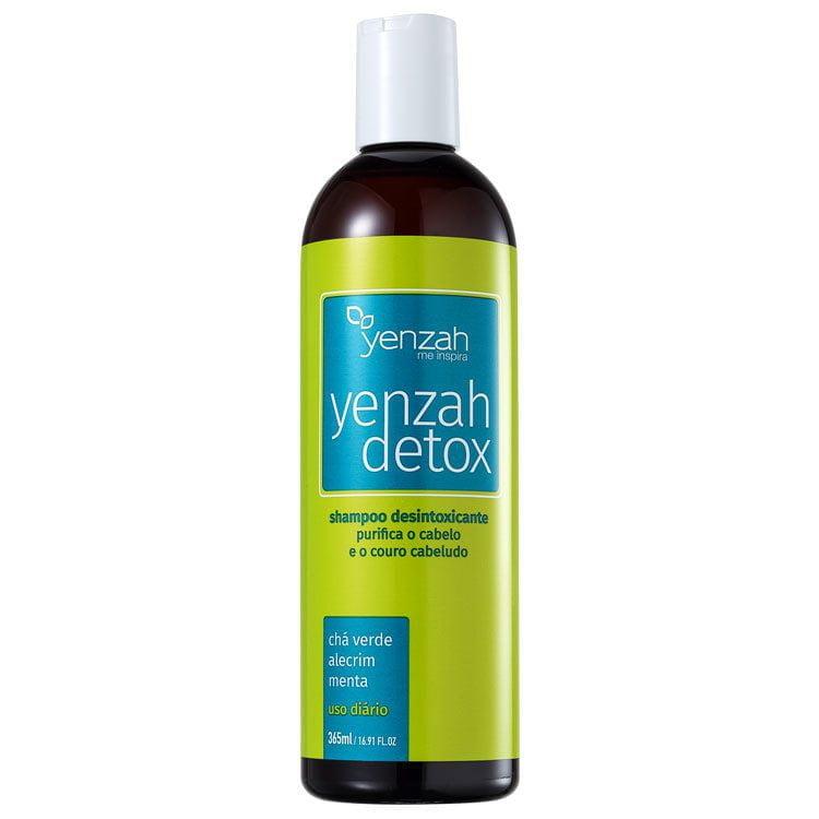 Detox Shampoo Desintoxicante 365ml Yenzah