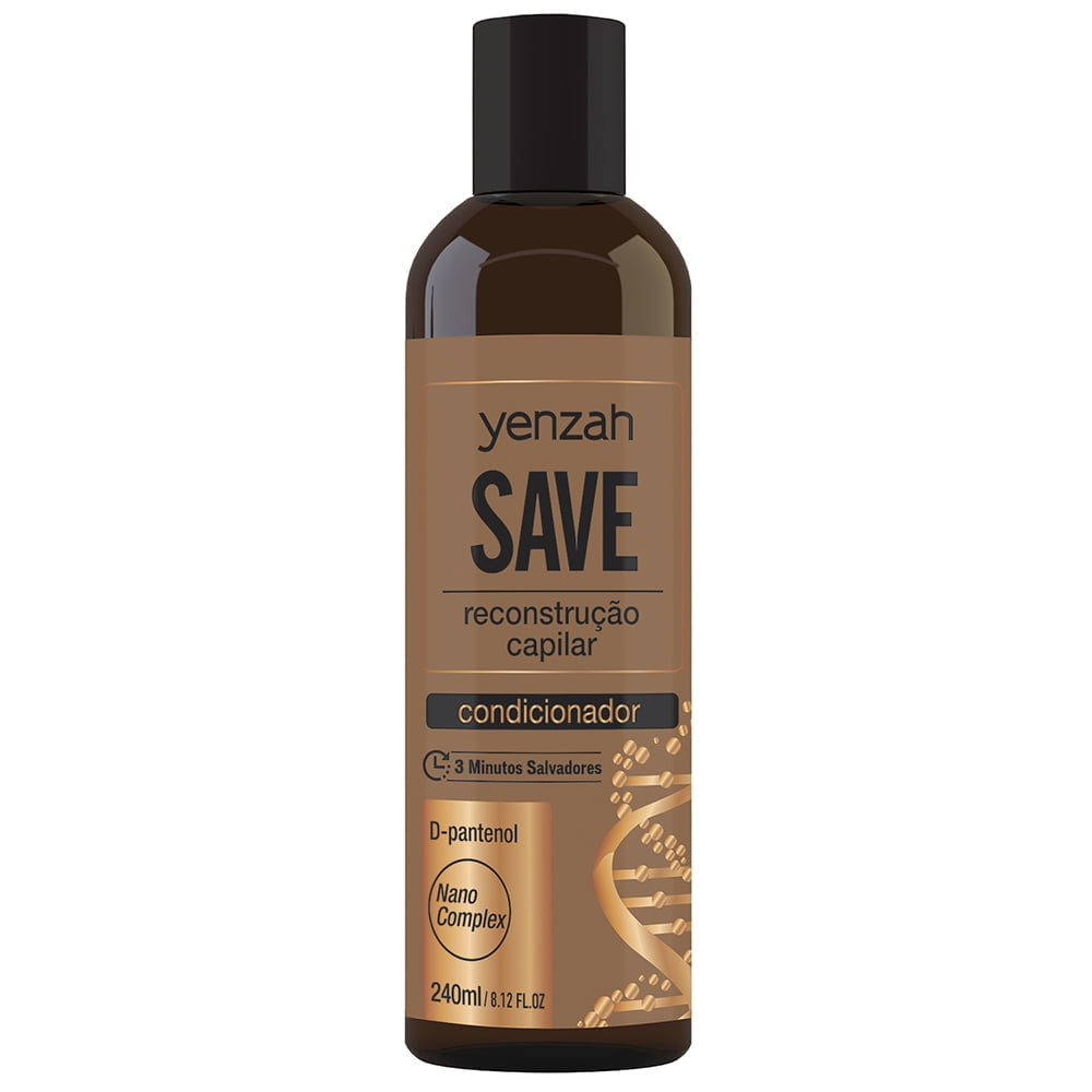 Save Condicionador 240ml - Yenzah