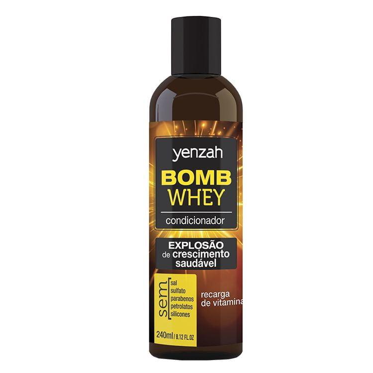 Whey Bomb Condicionador 240ml - Yenzah