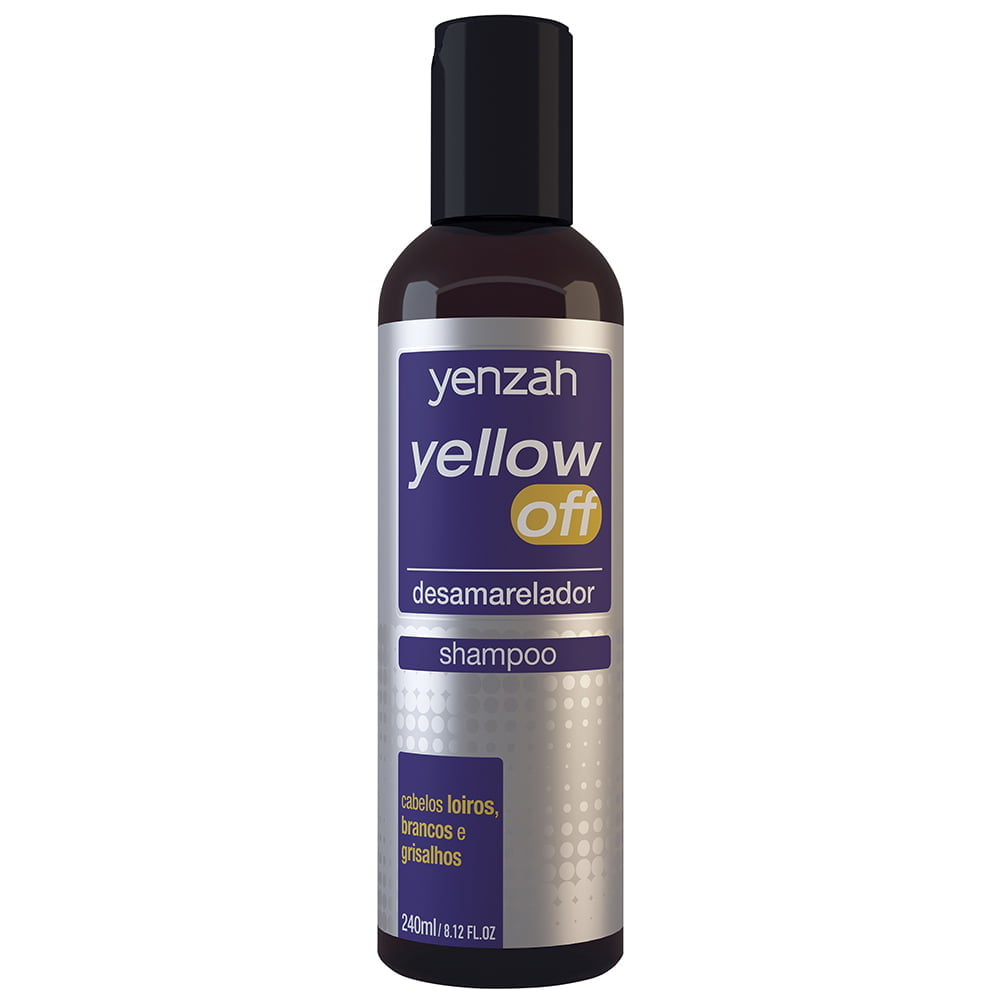 Yellow Off Shampoo 200ml - Yenzah