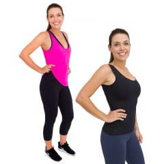 Kit Calça Legging e Regata Feminina em Emana