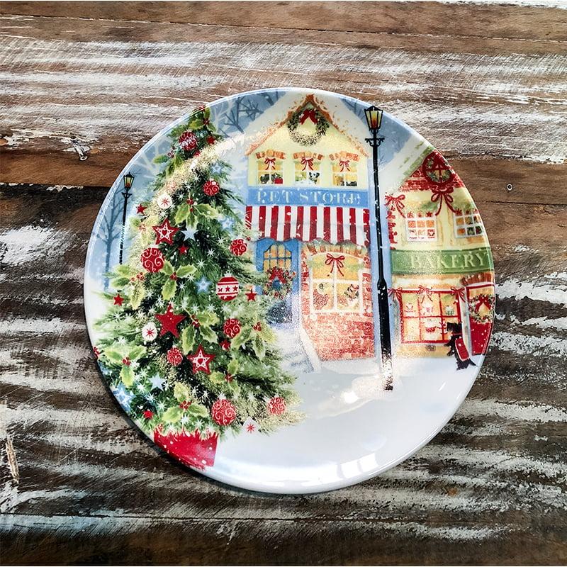 Prato sobremesa cenas de Natal 01