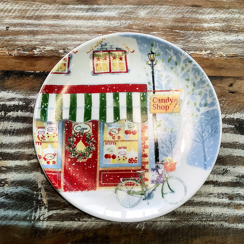 Prato sobremesa cenas de Natal 02