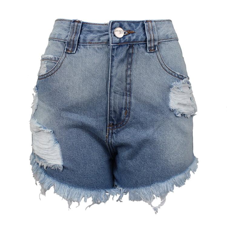1b6fd1817 Shorts Jeans Hot Pants Lady Rock - Compre Shorts Jeans Hot Pants ...