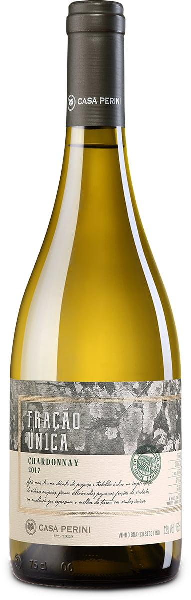 Vinho Casa Perini Fração Única Chardonnay Branco 750ml