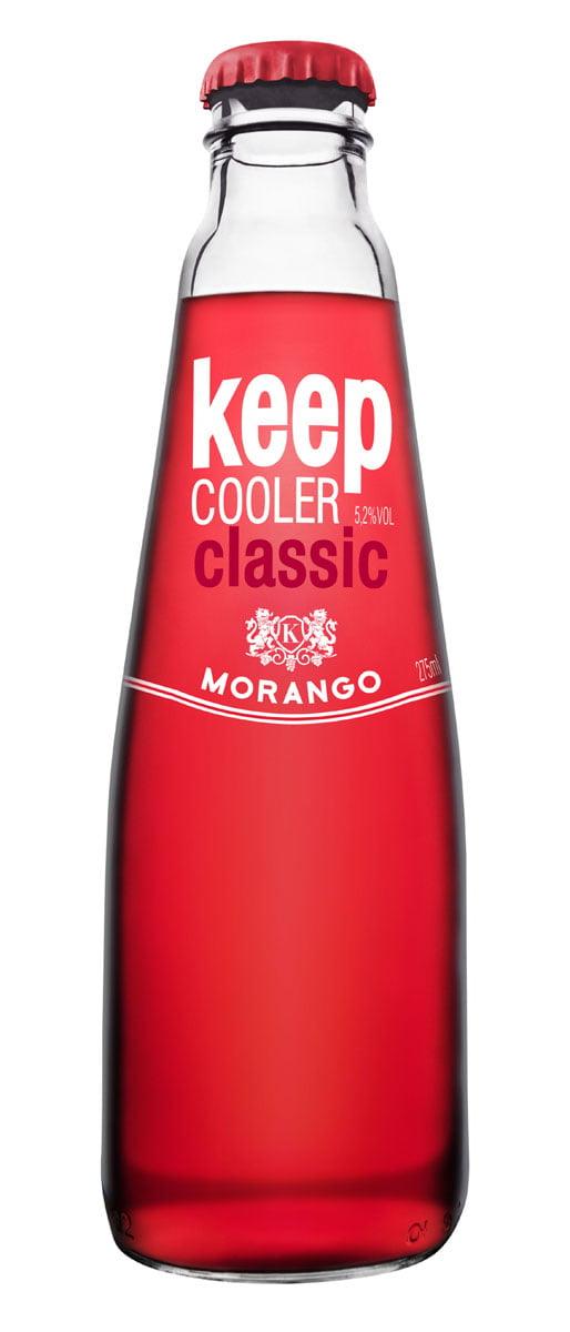 Aurora Keep Cooler Classic Morango 275ml CX c/6