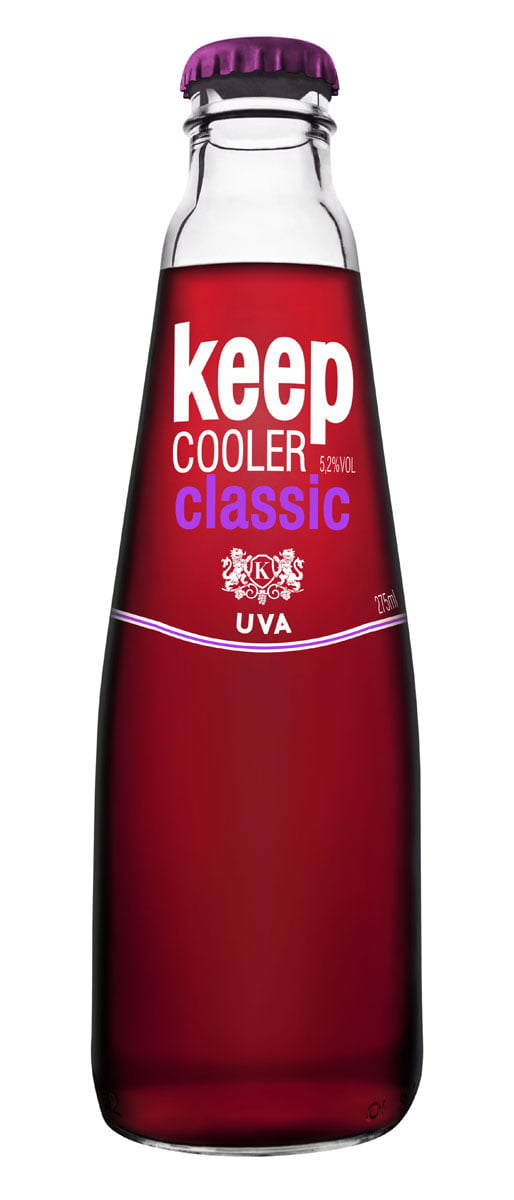 Aurora Keep Cooler Classic Uva 275ml CX c/6