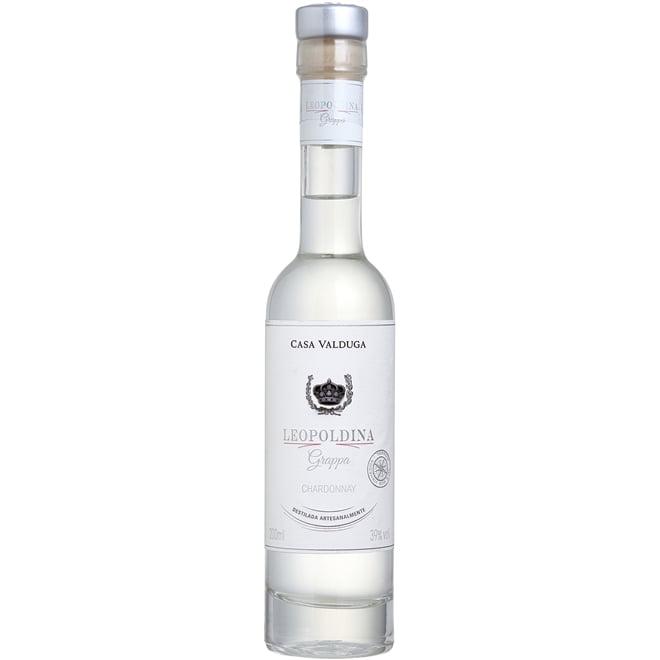 Grappa Casa Valduga Leopoldina Chardonnay 200ml