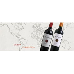 Vinho Casa Valduga Mundvs Cabernet Sauvignon Tinto 750ml
