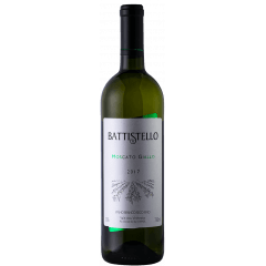 Vinho Battistello Moscato Giallo Branco 750ml
