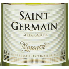 Espumante Aurora Saint Germain Moscatel 660ml