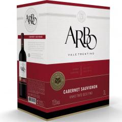 Vinho Casa Perini Arbo Cabernet Sauvignon Tinto Bag in Box 3Lts