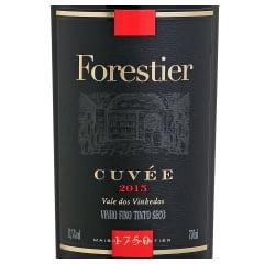 Vinho Forestier Cuvée Tinto 750ml