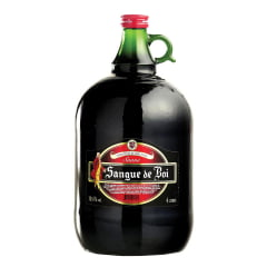 Vinho Aurora Sangue de Boi Tinto Suave 4 Lts