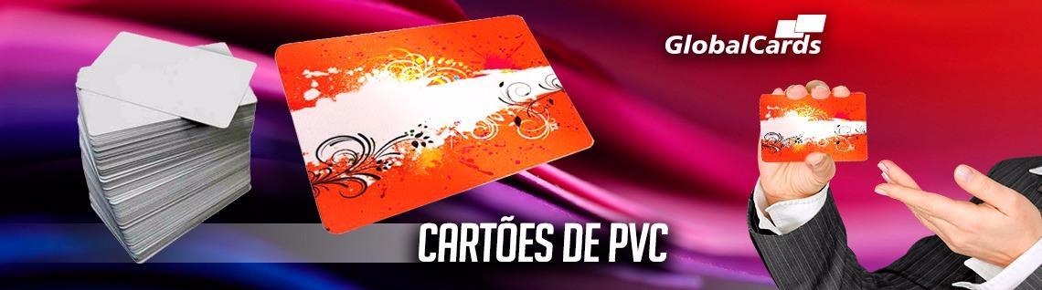 Cartão PVC