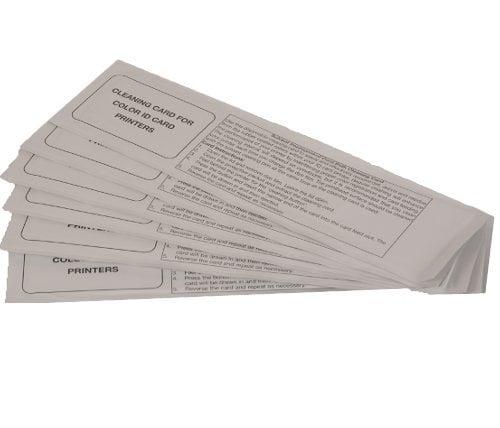 Cartão de Limpeza Longo T - Thermal Printer cleaning card Long