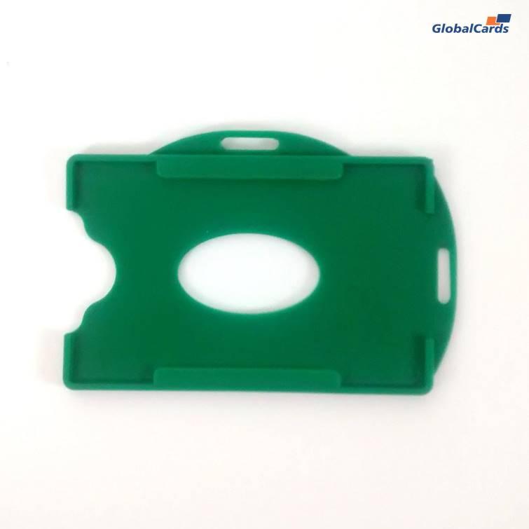 Protetor Crachá Rígido Universal (100un) Verde
