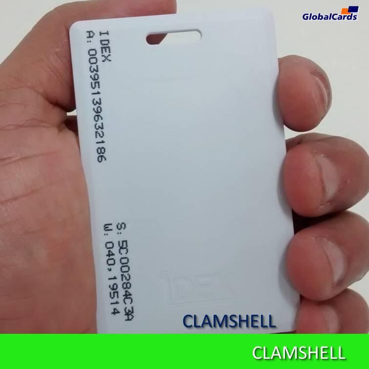 Cartão de Proximidade e Controle de Acesso PVC ISO RFID 125khz (01 unidade)