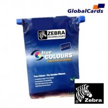 Ribbon Zebra 800017-201 Preto 1000 impressões P100i, P110i, P110m e P120i