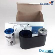 Ribbon Datacard SD260 SP35 SP55 Preto Black HQ 532000-053 1500 imp subst. 552954-501