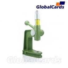 Máquina Manual para Fixação de cordão e Forração de Botões e Ilhós Cardenas Balancim 100