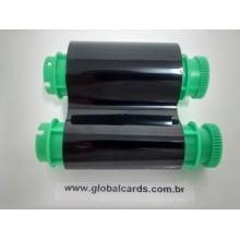 Ribbon Star Preto black Pointman TP-9200 para 1000 impressões