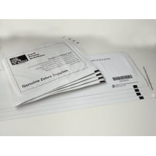 Kit de Limpeza Zebra/Eltron 105912G-912 - 4 Cartões Longo + 4 Cartões Curto Limpeza P110 P120i ZXP3