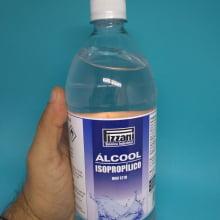 Alcool isopropílico para uso em eletrônico e informática - (1 Litro)