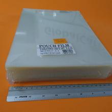 Polaseal Filme Plástico 220x307x0,10 250micra para A4
