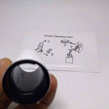 Kit de Limpeza iita com 5 Roletes + 5 cartões de limpeza