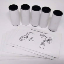 Kit de Limpeza para iita Plus - 5 Roletes e 5 Cartões curtos