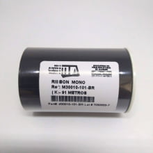 Ribbon IITA  Preto 10010-101BR / M30010-101BR - 1000 impressões  para Impressora iita plus ou iita max