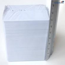 Cartão PVC Branco 0,76mm CR-80 caixa c/ 100un