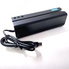 Leitor e Gravador de cartões magnéticos MSR605X