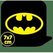 Adesivos de Papel 7x7cm 4x0 cores com 100un