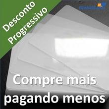 Polaseal Filme Plástico 220x307x0,07 175micra para A4