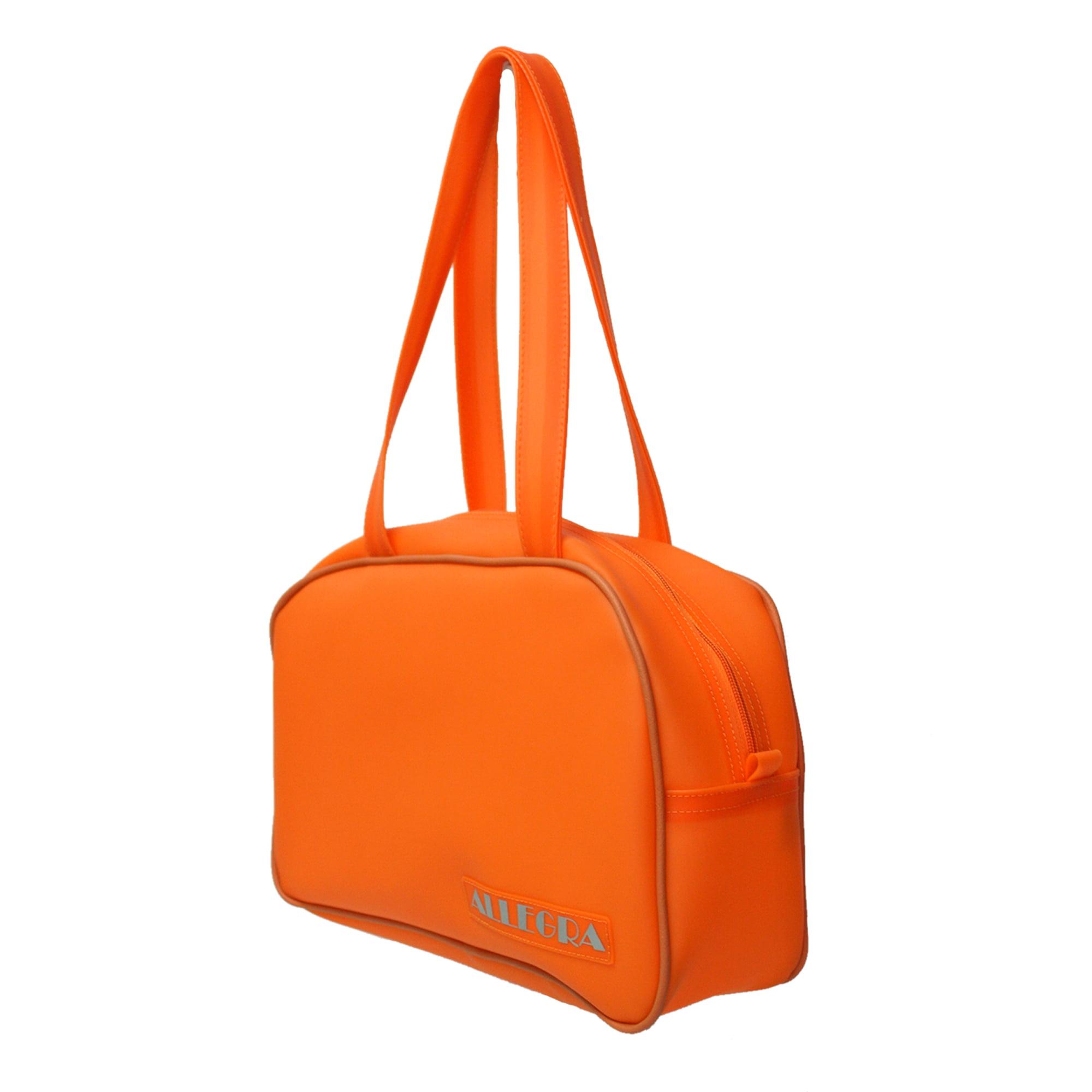 25dda2953 Bolsa esportiva laranja de praia
