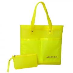 Bolsa praia new millor amarela