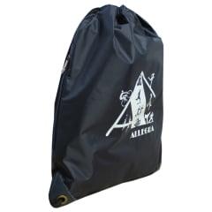 mochila saco Esportiva azul