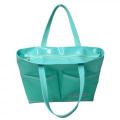 bolsa praia verde luxo