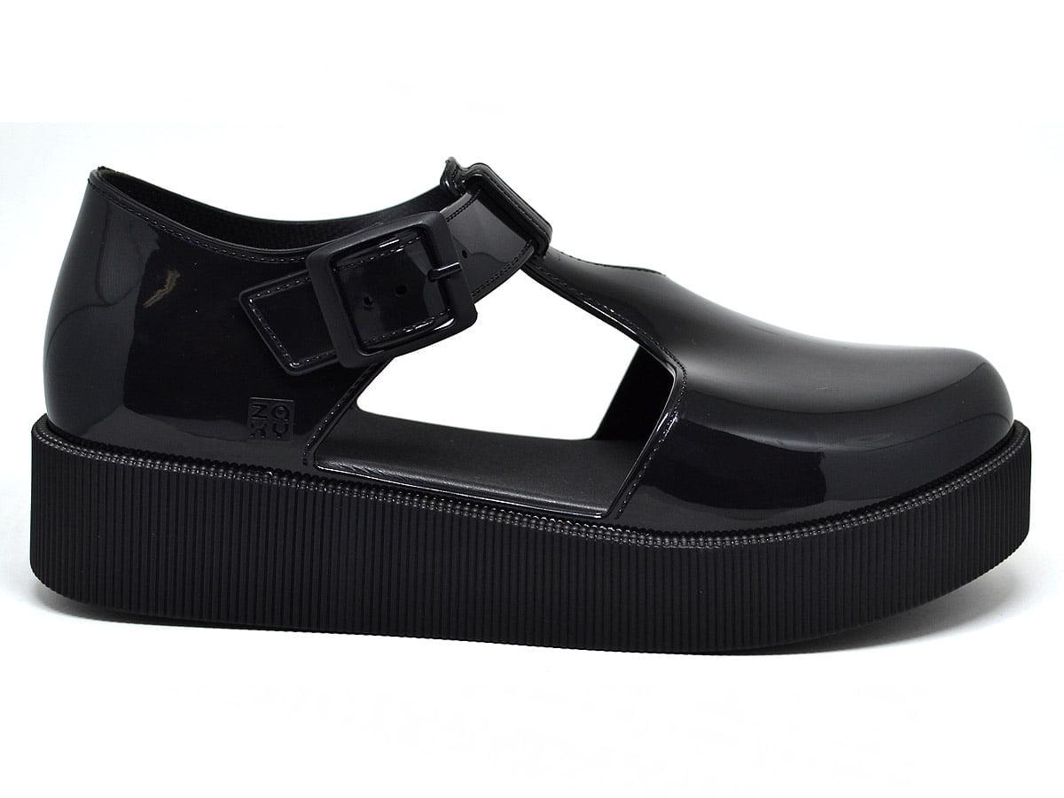 Sapato Feminino Plataforma Zaxy Mary Jane Original 17821