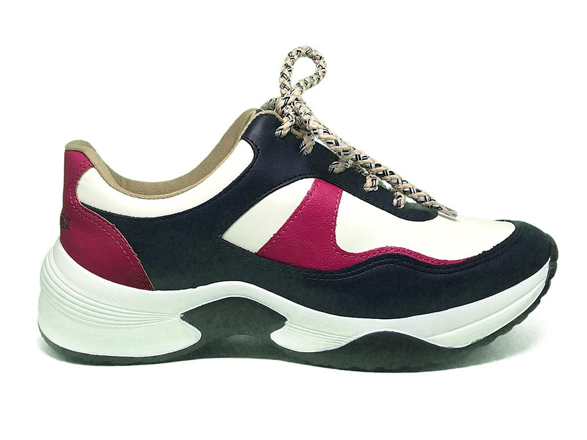 Tênis Chunky Dad Sneaker Ugly Feminino Original Dakota G0571