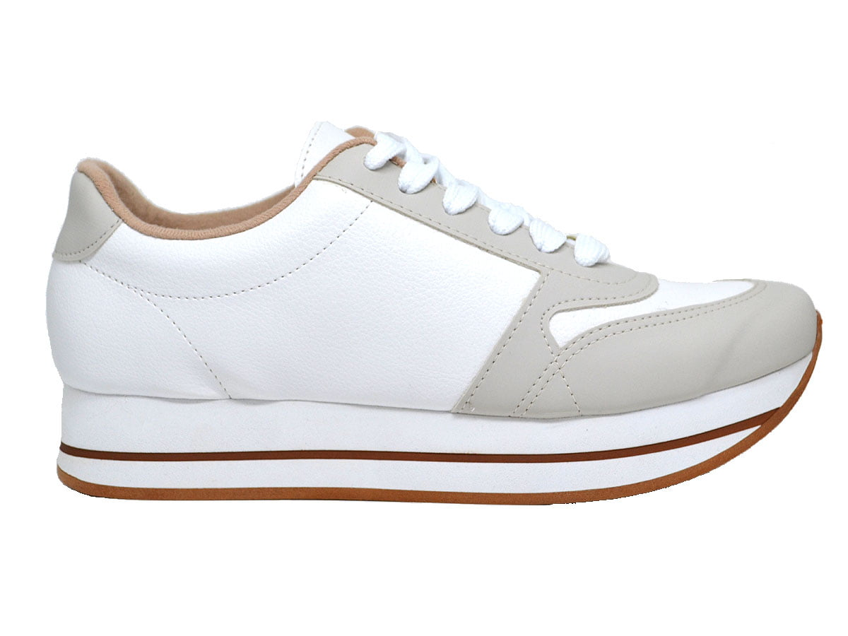 34e3c47b0 Tênis feminino sola alta plataforma original moleca loja elza jpg 1200x900 Tenis  plataforma sapatos