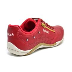 Tênis Feminino Casual Dakota Kolosh c1282 vermelho