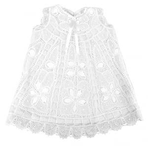 Vestido Renda Renascença Helena - 1 ano