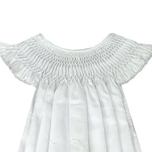 Vestido Casinha de Abelha Renda Renascença - 2 anos